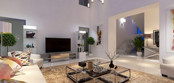 FORMAL LIVING - Interior Design Company
